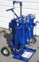 Oil_filtration_mobile_cart_cartridge_filter_dual