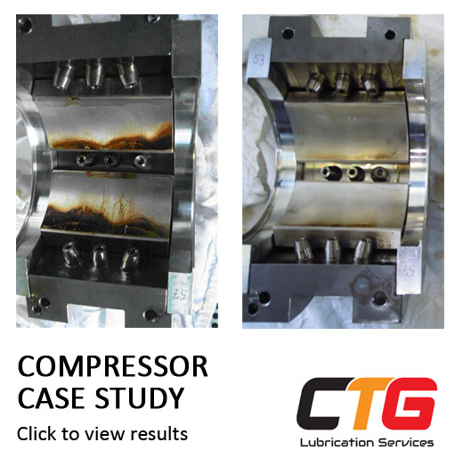 Compressor varnish case study link