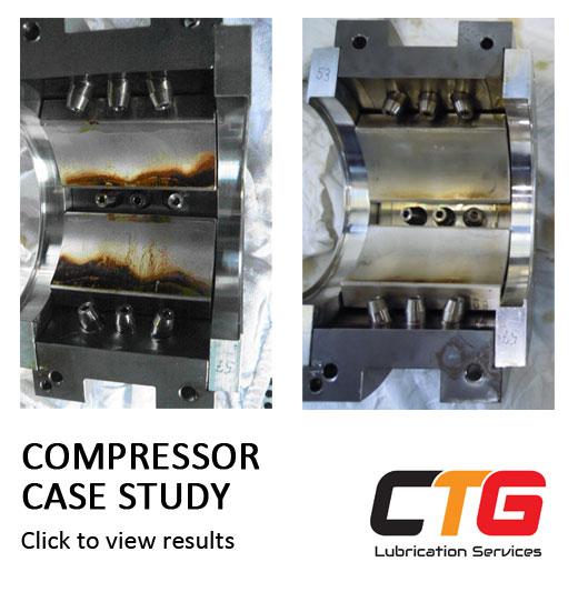 Compressor varnish case study link
