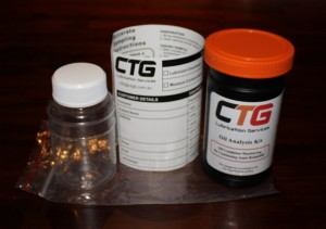 Oil Contamination Oil Analysis kit